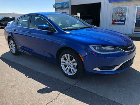 2017 Chrysler 200 for sale in Forest Lake, MN
