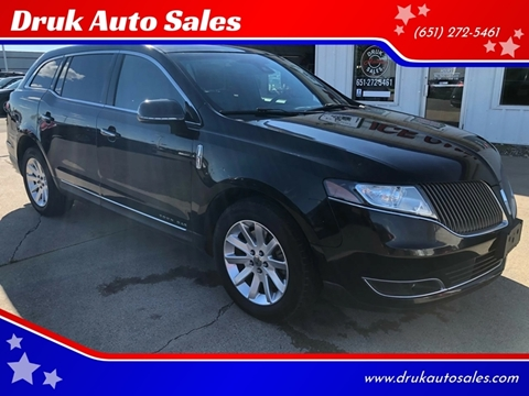 Druk Auto Sales Used Cars Forest Lake Mn Dealer