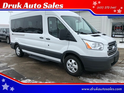 2018 Ford Transit Passenger for sale in Forest Lake, MN