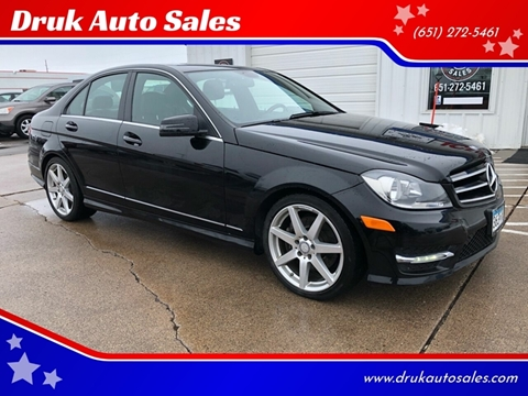 2014 Mercedes-Benz C-Class for sale in Forest Lake, MN