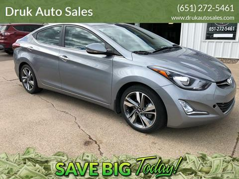 2015 Hyundai Elantra for sale in Forest Lake, MN
