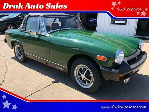 1979 MG Midget for sale in Forest Lake, MN