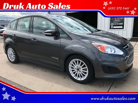 2016 Ford C-MAX Hybrid for sale in Forest Lake, MN
