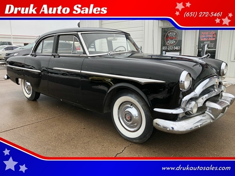 1953 Packard Clipper for sale in Ramsey, MN