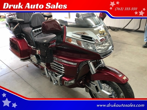 2000 Honda Goldwing for sale in Ramsey, MN