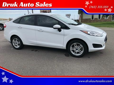 2017 Ford Fiesta for sale in Ramsey, MN