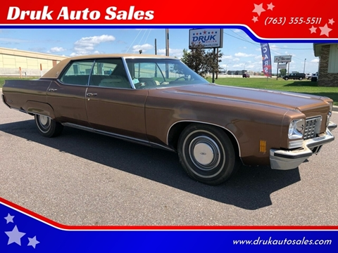1972 Oldsmobile Ninety-Eight for sale in Ramsey, MN