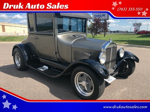 1927 Ford Model T for sale in Ramsey, MN
