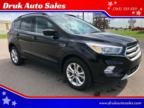 2017 Ford Escape for sale in Ramsey, MN