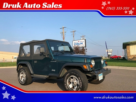 1997 Jeep Wrangler for sale in Ramsey, MN