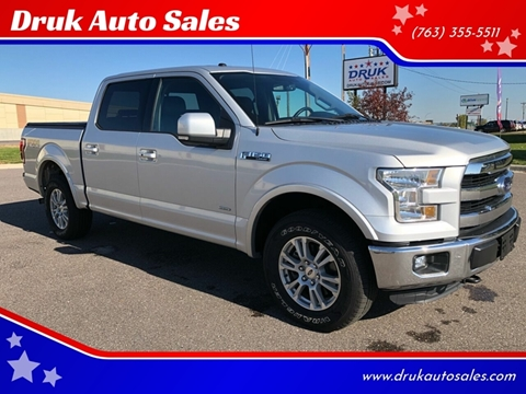 2016 Ford F-150 for sale in Ramsey, MN