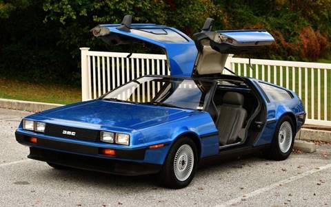 1981 DeLorean DMC-12 for sale in Ramsey, MN