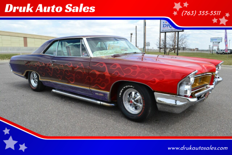 1965 Pontiac Grand Prix for sale at Druk Auto Sales in Ramsey MN