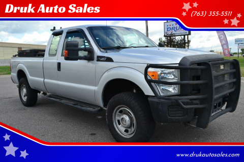 2012 Ford F-350 Super Duty for sale at Druk Auto Sales in Ramsey MN