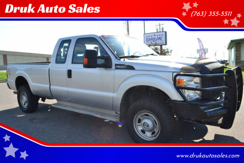 2014 Ford F-350 Super Duty for sale at Druk Auto Sales in Ramsey MN