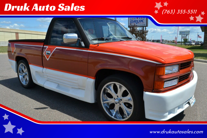 1990 Chevrolet C/K 1500 Series for sale at Druk Auto Sales in Ramsey MN