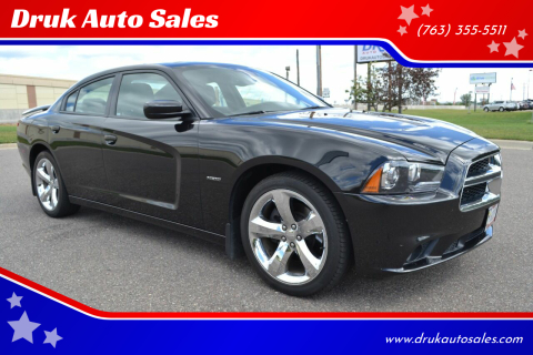 2011 Dodge Charger for sale at Druk Auto Sales in Ramsey MN