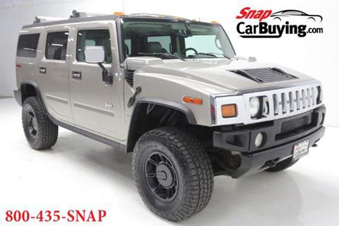2004 HUMMER H2 for sale in Chantilly, VA