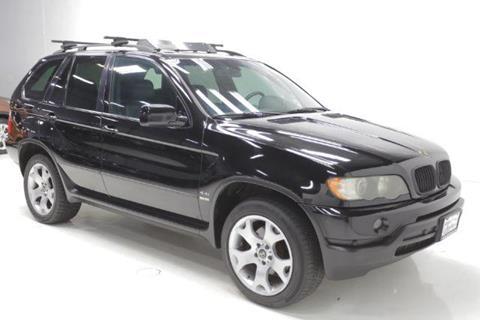 Bmw X5 2003 Black