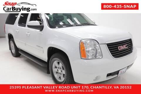 2010 GMC Yukon XL for sale in Chantilly, VA