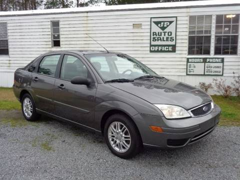 2007 Ford Focus for sale in Olanta, SC