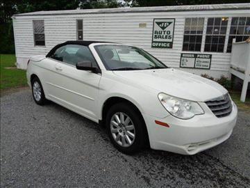 2009 Chrysler Sebring for sale in Olanta, SC