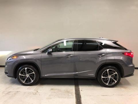 2017 Lexus RX 450h for sale in Layton, UT