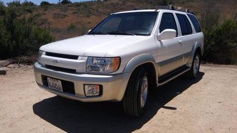2001 Infiniti QX4 for sale in Laguna Hills, CA
