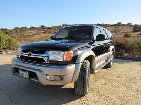 2002 Toyota 4Runner for sale in Laguna Hills, CA