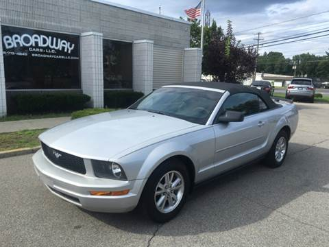 2007 Ford Mustang For Sale In Albany NY