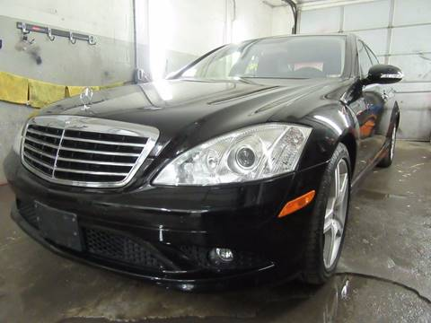 2008 Mercedes-Benz S-Class for sale at PRESTIGE IMPORT AUTO SALES in Morrisville PA