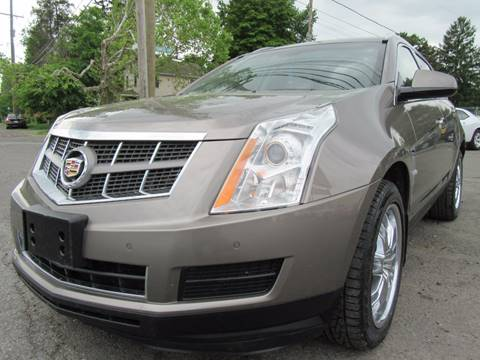 2011 Cadillac SRX for sale at PRESTIGE IMPORT AUTO SALES in Morrisville PA