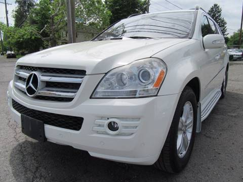2008 Mercedes-Benz GL-Class for sale at PRESTIGE IMPORT AUTO SALES in Morrisville PA