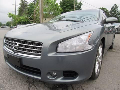 2010 Nissan Maxima for sale at PRESTIGE IMPORT AUTO SALES in Morrisville PA