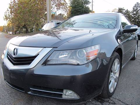 2011 Acura RL for sale at PRESTIGE IMPORT AUTO SALES in Morrisville PA