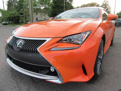 2015 Lexus RC 350 for sale at PRESTIGE IMPORT AUTO SALES in Morrisville PA