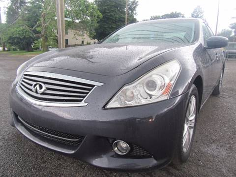 2010 Infiniti G37 Sedan for sale at PRESTIGE IMPORT AUTO SALES in Morrisville PA