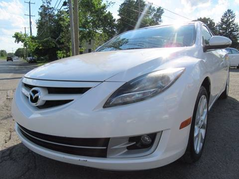2013 Mazda MAZDA6 for sale at PRESTIGE IMPORT AUTO SALES in Morrisville PA
