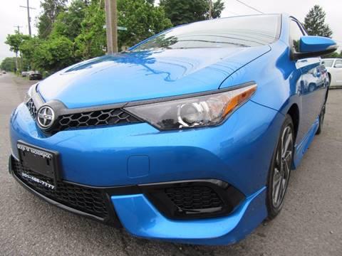 2016 Scion iM for sale at PRESTIGE IMPORT AUTO SALES in Morrisville PA