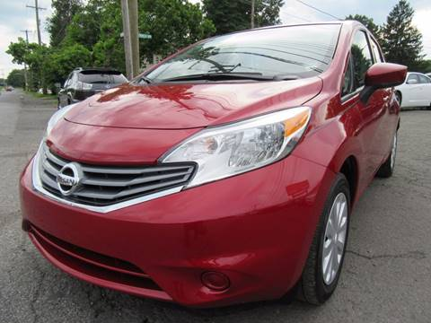 2015 Nissan Versa Note for sale at PRESTIGE IMPORT AUTO SALES in Morrisville PA
