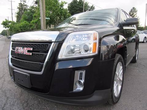 2011 GMC Terrain for sale at PRESTIGE IMPORT AUTO SALES in Morrisville PA