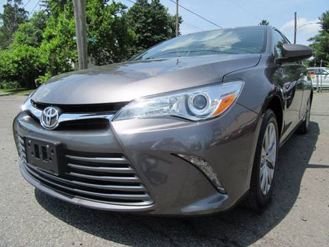 2016 Toyota Camry for sale at PRESTIGE IMPORT AUTO SALES in Morrisville PA