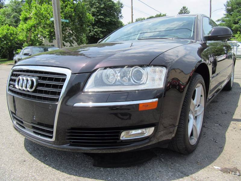 2009 Audi A8 L for sale at PRESTIGE IMPORT AUTO SALES in Morrisville PA