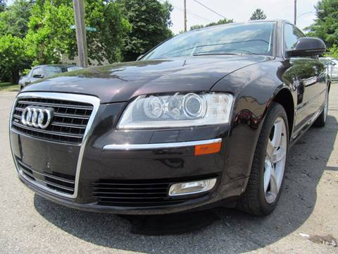 2009 Audi A8 L for sale at PRESTIGE IMPORT AUTO SALES in Morrisville PA