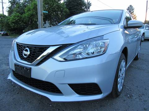2017 Nissan Sentra for sale at PRESTIGE IMPORT AUTO SALES in Morrisville PA