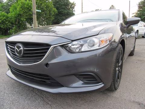 2015 Mazda MAZDA6 for sale at PRESTIGE IMPORT AUTO SALES in Morrisville PA