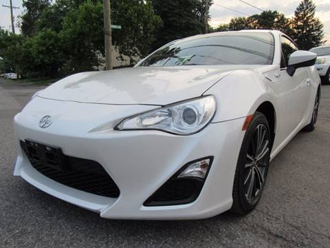 2014 Scion FR-S for sale at PRESTIGE IMPORT AUTO SALES in Morrisville PA