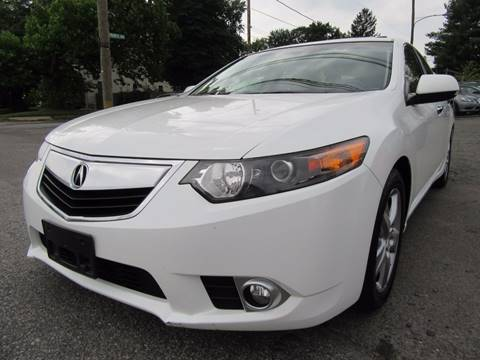 2012 Acura TSX for sale at PRESTIGE IMPORT AUTO SALES in Morrisville PA