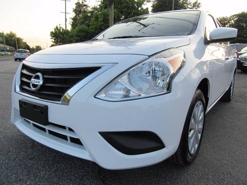 2017 Nissan Versa for sale at PRESTIGE IMPORT AUTO SALES in Morrisville PA