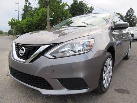 2016 Nissan Sentra for sale at PRESTIGE IMPORT AUTO SALES in Morrisville PA